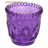 Лампада фиолетовая